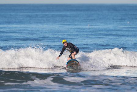 L'indépendance: c'est ce que permet l'iPhone à un surfeur aveugle 3