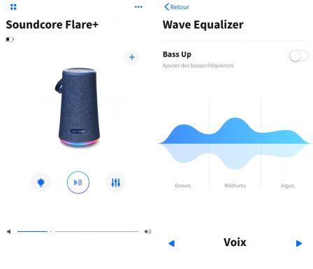 Test de l'enceinte nomade Anker Soundcore Flare+: ambiance son et lumière (+code promo) 12