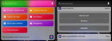 Les Raccourcis iOS : débuter, automatiser, programmer ... Tout ce qu'il faut savoir 3