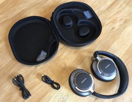 En promo flash - Test du casque Bluetooth Anker Soundcore NC: réduction de bruit, commandes tactiles et bien plus encore 6
