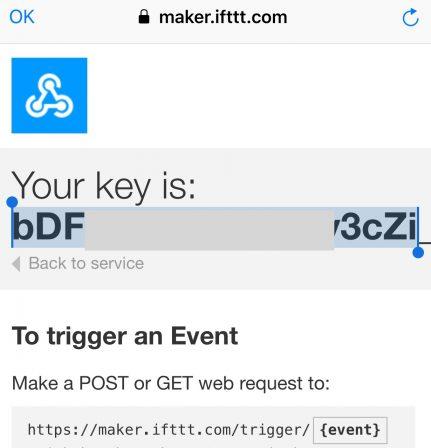 Tuto Raccourcis iOS #4: comment lancer une action IFTTT à la voix via Siri (exemple commande vocale prise TP-Link) 9