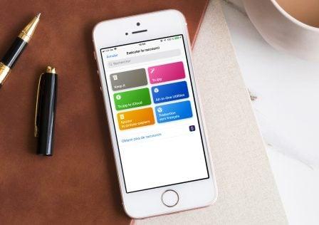 Les Raccourcis iOS : débuter, automatiser, programmer ... Tout ce qu'il faut savoir 4
