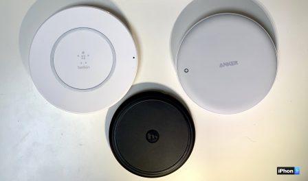 Test du chargeur sans-fil 7,5 W Mophie pour iPhone XS, XR, X et 8 12