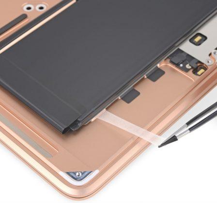 Le MacBook Air Retina démonté : clavier du MacBook Pro, Touch ID remplaçable et photos 3
