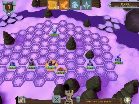 Test Farabel: subtil mélange de jeu de rôle inversé et de stratégie pour ce nouveau jeu iPhone, iPad 2