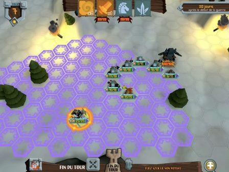 Test Farabel: subtil mélange de jeu de rôle inversé et de stratégie pour ce nouveau jeu iPhone, iPad 4