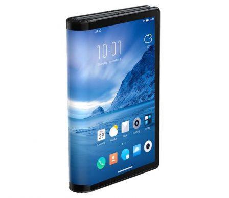 Avant la présentation du smartphone pliable de Samsung, un autre fabricant a déjà un modèle disponible (vidéo) 4