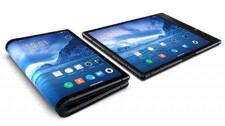 Avant la présentation du smartphone pliable de Samsung, un autre fabricant a déjà un modèle disponible (vidéo) 2