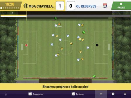 On a enfilé la tenue de l'entraineur: test de Football Manager 2019 sur iPhone, iPad 4
