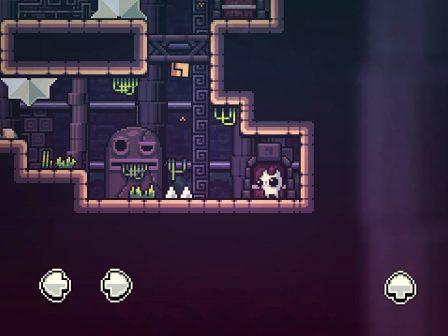 Reed 2, l'excellent jeu de plate-forme est de retour sur iPhone et iPad 3