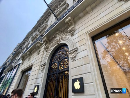 Avant-première: découverte en photos et vidéo du nouvel Apple Store des Champs-Élysées 4