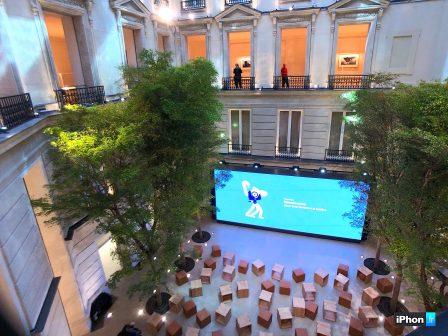 Visitez le nouvel Apple Store des Champs-Elysées avant son ouverture en vidéo 2