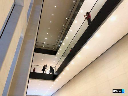 Avant-première: découverte en photos et vidéo du nouvel Apple Store des Champs-Élysées 13