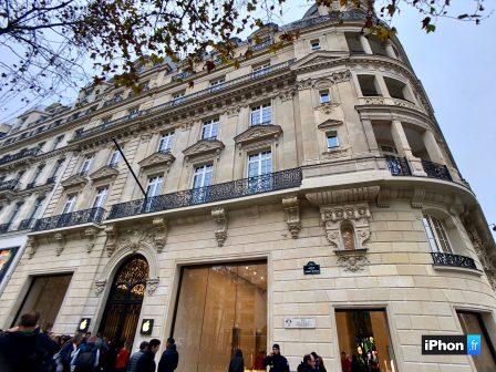 Avant-première: découverte en photos et vidéo du nouvel Apple Store des Champs-Élysées 3