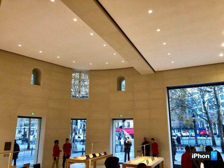Avant-première: découverte en photos et vidéo du nouvel Apple Store des Champs-Élysées 7