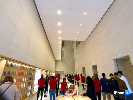 Avant-première: découverte en photos et vidéo du nouvel Apple Store des Champs-Élysées 6
