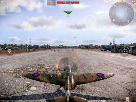 Test de Sky Gamblers Storm Raiders 2: combats aériens et graphismes époustouflants pour la nouvelle référence iOS du genre 2