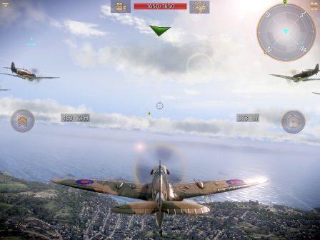 Test de Sky Gamblers Storm Raiders 2: combats aériens et graphismes époustouflants pour la nouvelle référence iOS du genre 5