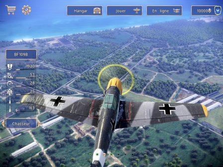 Test de Sky Gamblers Storm Raiders 2: combats aériens et graphismes époustouflants pour la nouvelle référence iOS du genre 3