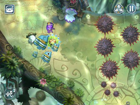 Les calamars de Squids Odyssey de retour sur iOS dans de nouveaux combats tactiques sous-marins 3
