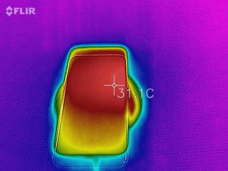 Test du chargeur sans-fil 7,5 W Mophie pour iPhone XS, XR, X et 8 11