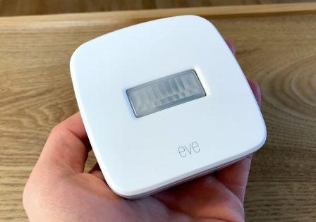 Test du capteur Eve Motion: détecteur de présence et de mouvement compatible HomeKit/Siri 7