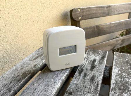 Test du capteur Eve Motion: détecteur de présence et de mouvement compatible HomeKit/Siri 15
