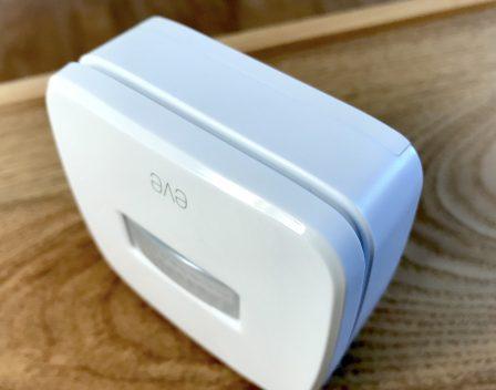 Test du capteur Eve Motion: détecteur de présence et de mouvement compatible HomeKit/Siri 4