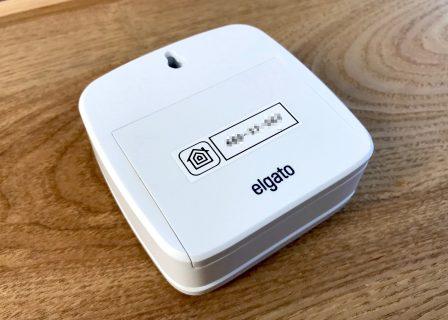 Test du capteur Eve Motion: détecteur de présence et de mouvement compatible HomeKit/Siri 5