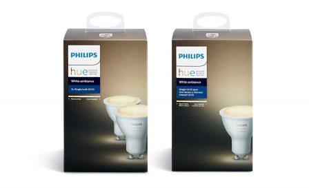 Promos kits Hue: des kits d'ampoules couleurs, blanches et spots pour étendre son installation moins cher! 6