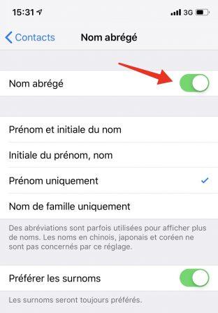 Quatre astuces pour mieux utiliser les contacts sur iPhone et iPad 3