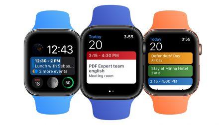 Des nouveautés pour Calendars 5: raccourcis Siri et appli Apple Watch (MàJ) 4