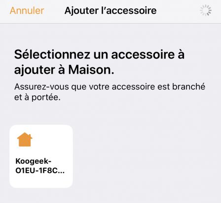 (En promo flash) Test de la prise multiple connectée Koogeek: 3 prises commandées  HomeKit et 3 prises USB 10