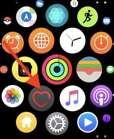 Nouveauté Apple Watch Séries 4: comment mesurer son pouls plus rapidement et précisément 2