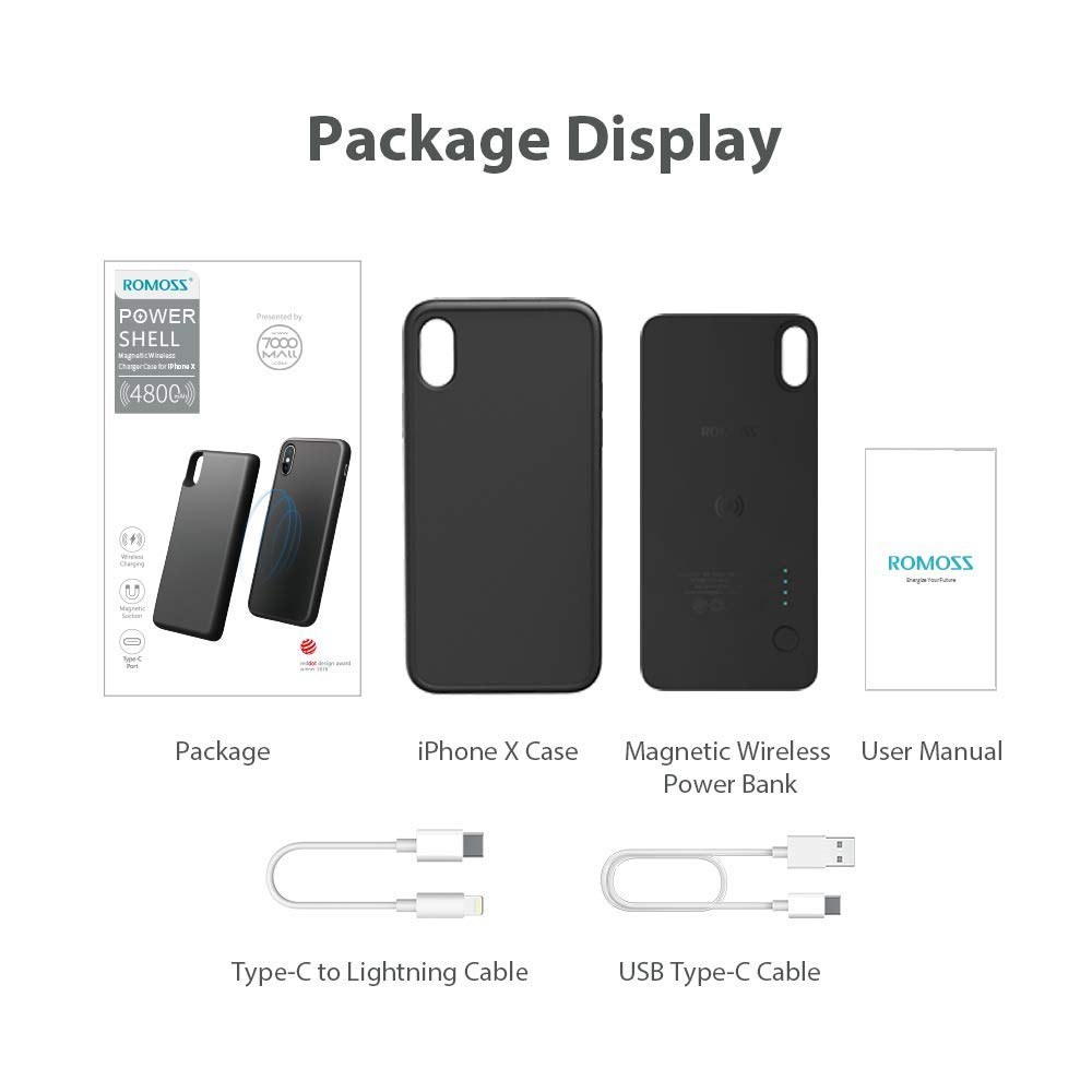 coque magnetique iphone x compatible induction