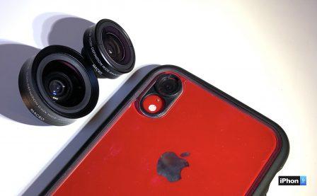 Test des coques iPhone XR et des tous nouveaux objectifs photos Rhinoshield 19