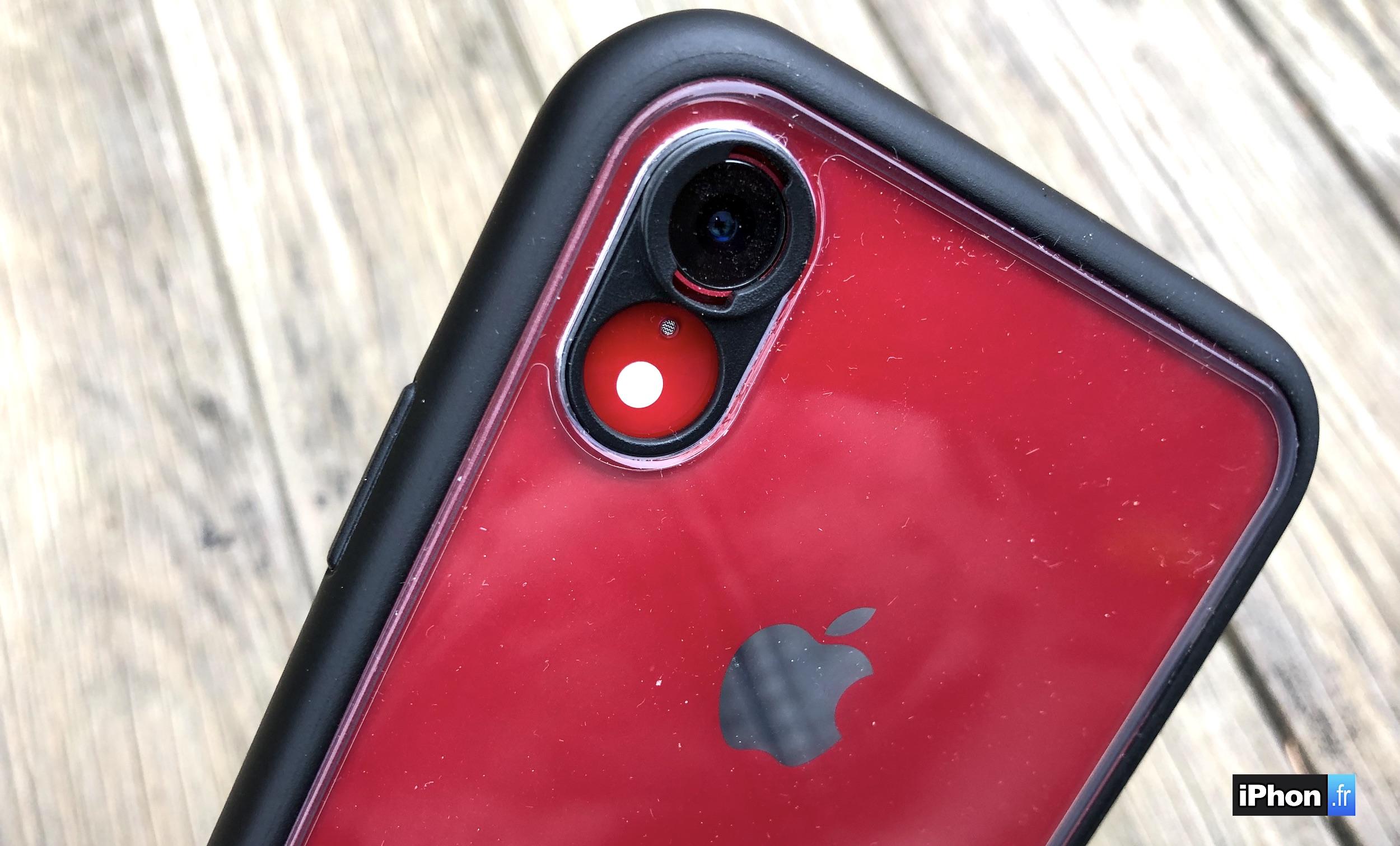 rhinoshield coque transparente iphone xr