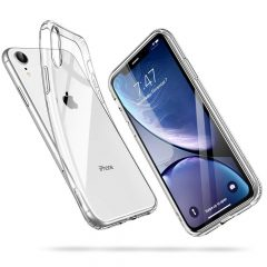 coque iphone xr apple original transparente