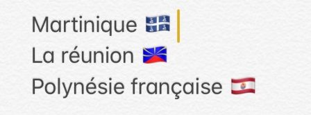 La Corse veut son emoji! Et est prête à investir pour cela 2