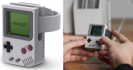 Superbe: le support de charge Apple Watch se la joue Game Boy (vidéo) 3