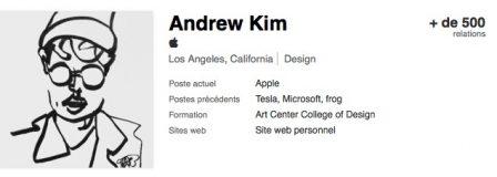 Un designer de chez Tesla rejoint Apple: pour le projet de voiture autonome? 2
