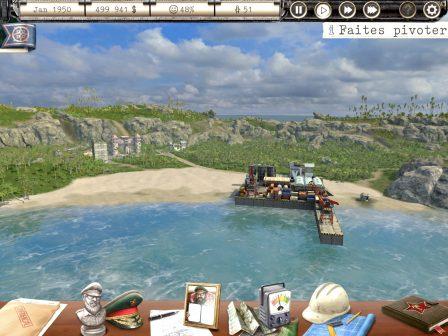 """Le classique """"Tropico"""" est désormais jouable aussi sur iPhone (vidéo) 4"""