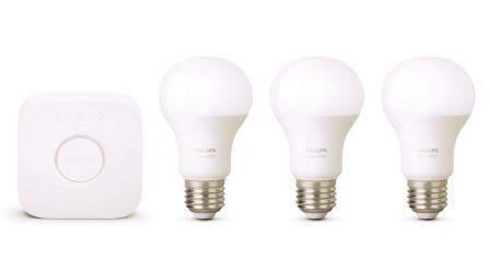 Promos du jour: 4 kits ampoules connectées Philips Hue moins chers, compatibles HomeKit 4