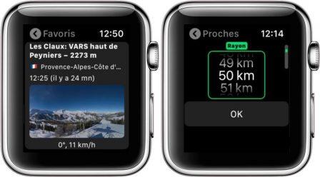 Les webcams du monde entier à portée d'Apple Watch et d'iPhone avec LandWebCams (10 licences à gagner!) 3