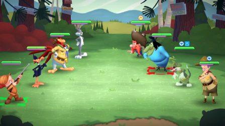 Bugs Bunny, Taz et compagnie débarquent sur iPhone et iPad, dans Looney Tunes Monde en Pagailles 2