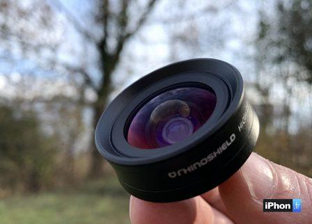 Test des coques iPhone XR et des tous nouveaux objectifs photos Rhinoshield 20