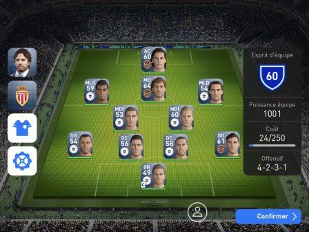 Le classique des jeux de foot Pro Evolution Soccer passe en version 2019 sur iOS 3