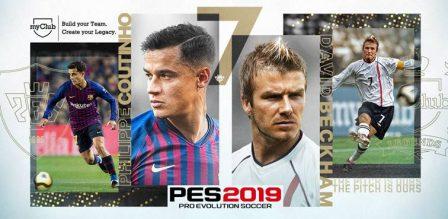Le classique des jeux de foot Pro Evolution Soccer passe en version 2019 sur iOS 4