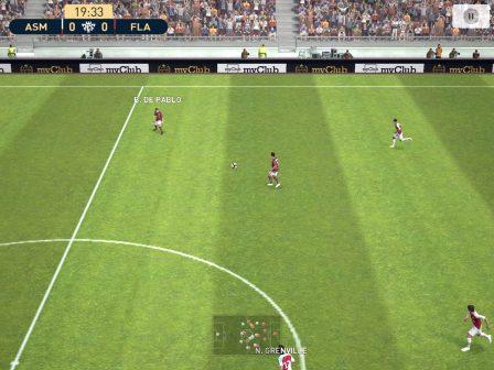 Le classique des jeux de foot Pro Evolution Soccer passe en version 2019 sur iOS 5