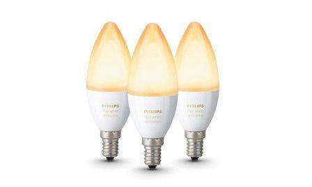 Promos kits Hue: des kits d'ampoules couleurs, blanches et spots pour étendre son installation moins cher! 4